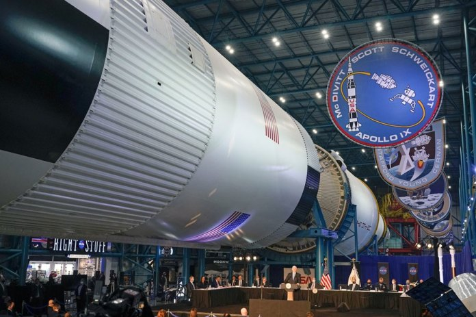 First woman, next man on moon will come from these NASA 18