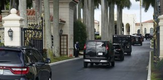 Trump golfs in Florida as COVID relief hangs in the balance