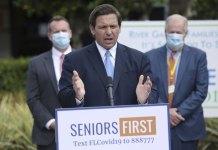 DeSantis ask for more COVID-19 vaccine doses, Biden admin challenges