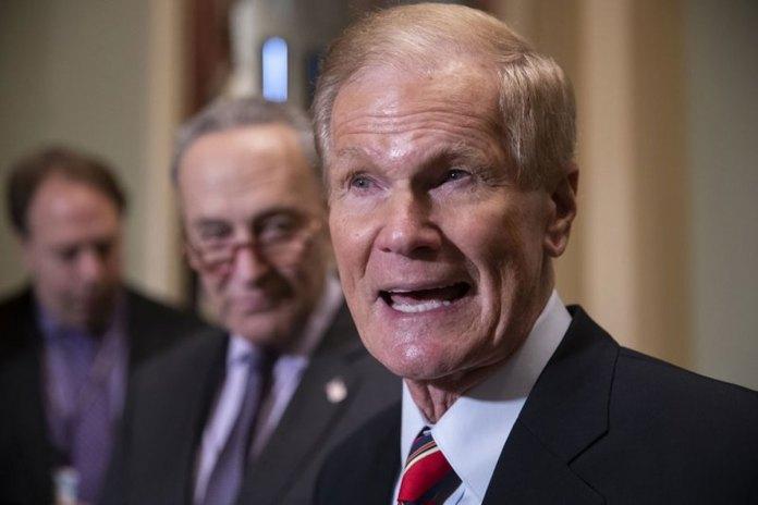 Biden picks former senator who flew in space to lead NASA