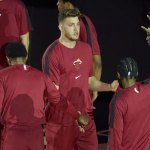 Heat say Meyers Leonard will be away from team after slur