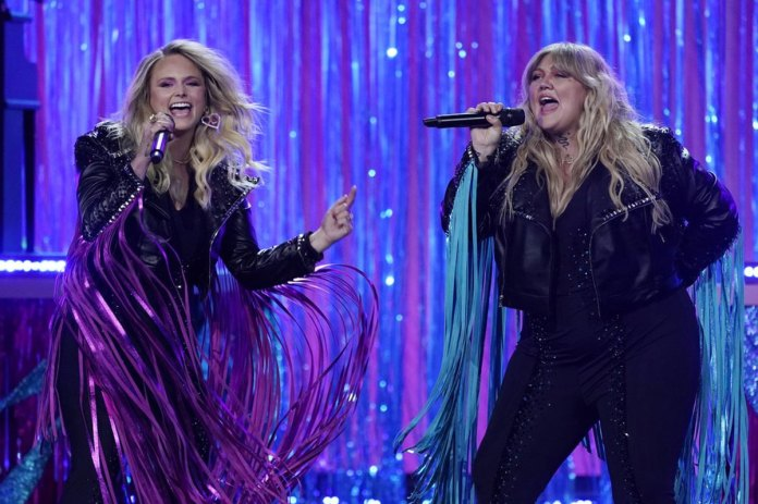 ACM Award 2021: female acts own the night