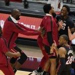 Bam! Adebayo's jumper lifts Heat past Nets, 109-107