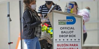Florida casts itself as elections model, but clashes remain