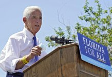 Once GOP governor of Florida, Crist now runs as Democrat