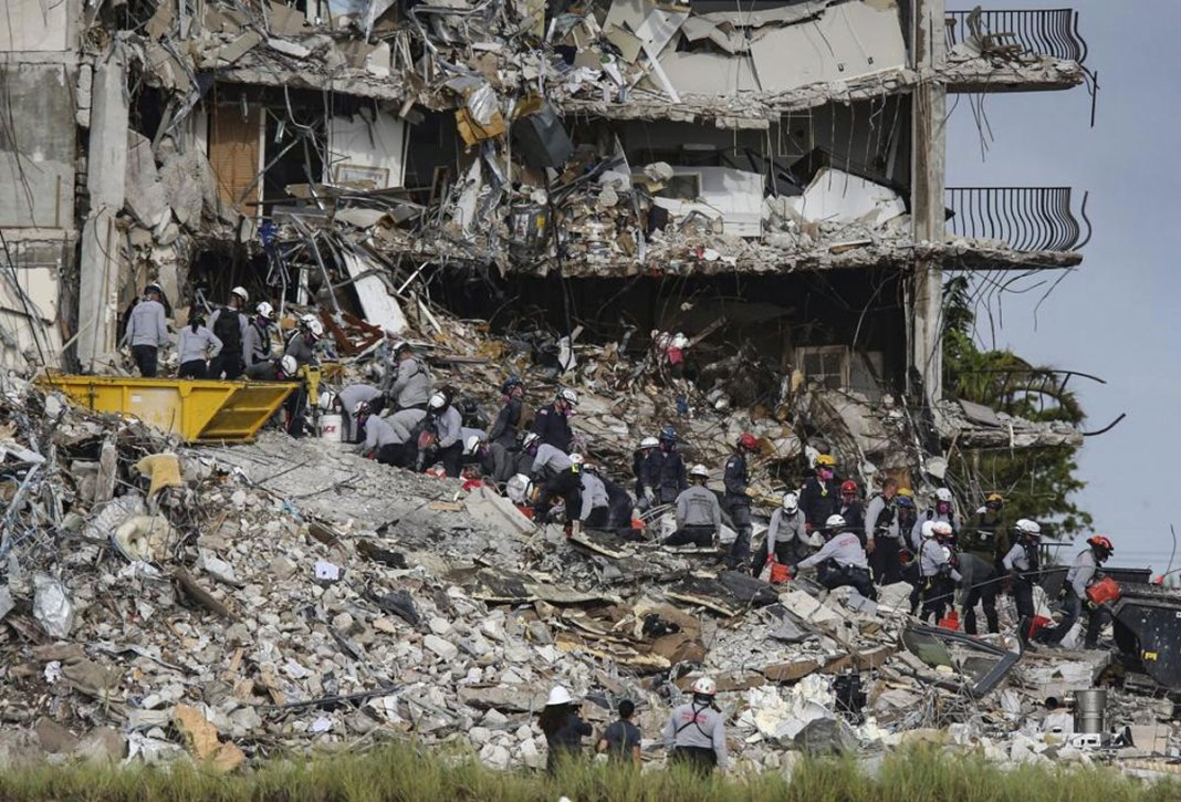Condo board boss warned of worsening damage before collapse
