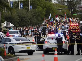 Deadly Pride parade crash appears unintentional