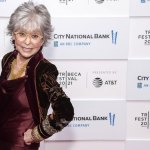 Rita Moreno on finding self-worth and never giving up