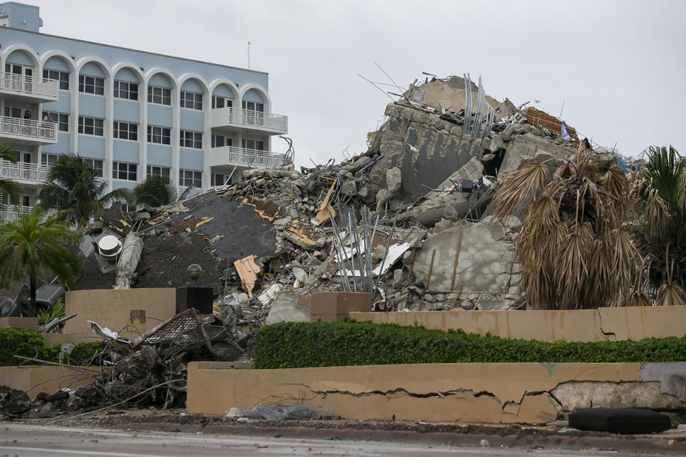 10 more victims found in Florida condo rubble; death toll 46