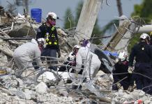 4 more victims found in rubble; death toll rises to 32