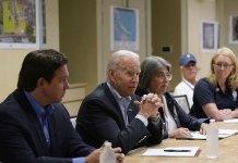 Biden brings message of comfort to Surfside