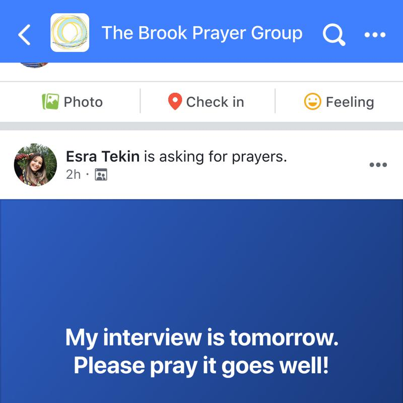 Some praise, some doubts as Facebook rolls out a prayer tool