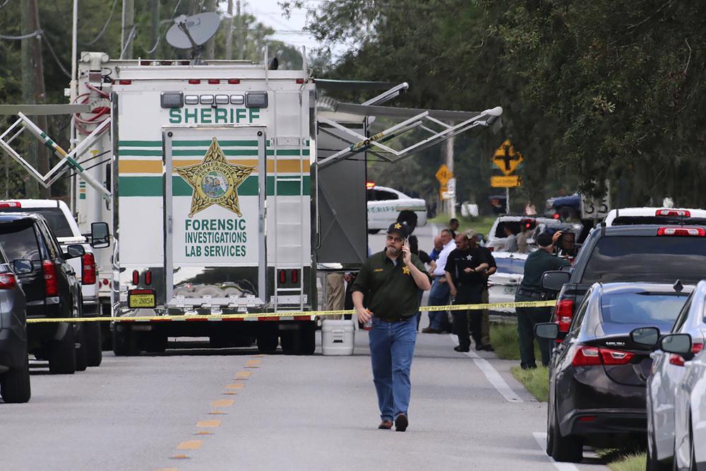 Polk County gunman killed 4, including mom still holding baby