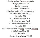 lista armas 8