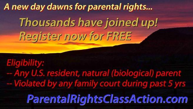 Parental Rights Class Action Lawsuit - parentalrightsclassaction-com