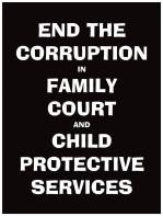 End the family court corruption - 2016
