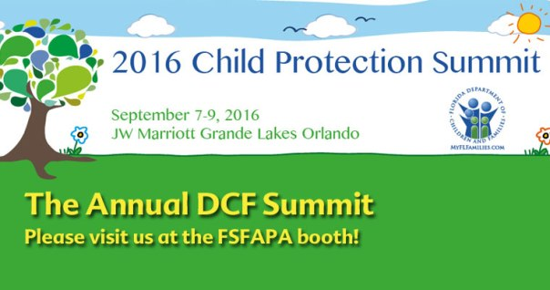 DCF Child Protective Summit