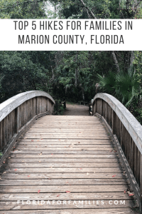 Top 5 Family Hikes in Marion County, Florida