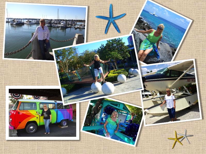 Travel Collage - Florida Fun!