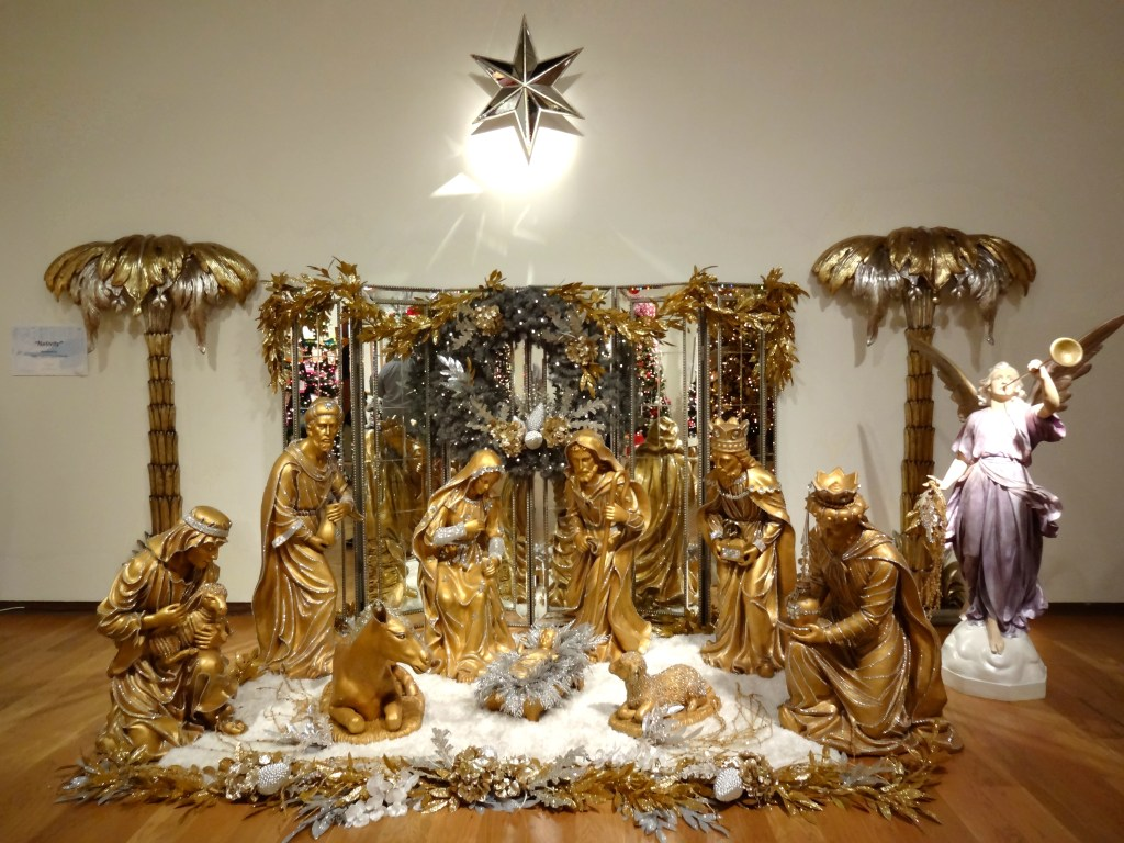 Nativity - Donated by TBN Holy Land Experience