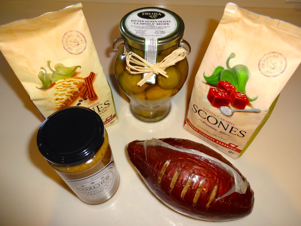 Gourmet Goodies from The Ancient Olive