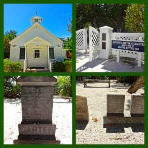 Chapel by the Sea & Historic Cemetery on Captiva Island