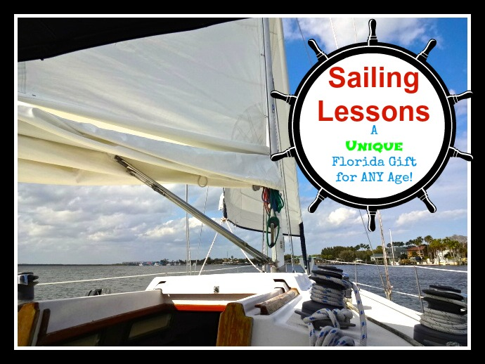12ec115a9 Sailing Lessons: The Perfect Florida-themed Gift for Any Age!