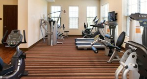 State-of-the-art Fitness Center at Volterra in ChampionsGate Florida