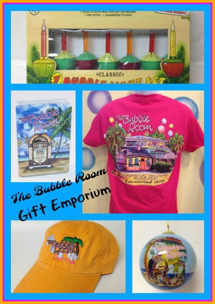 Bubble Room Gift Ideas