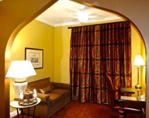 Our Premium Room Sitting Area