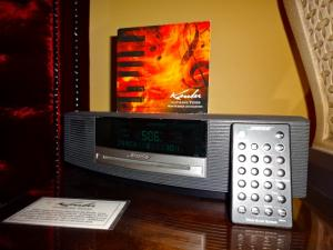 Premium Bose Sound System