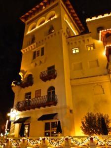 Casa Monica During Nights of Lights