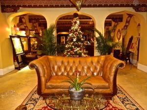 Casa Monica Reception Area
