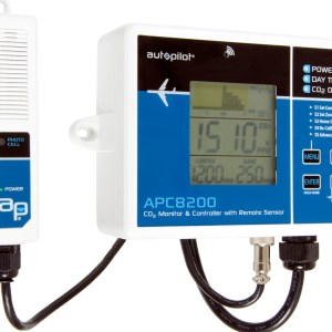 Digital CO2 Controller w/15' Remote Sensor (18/cs)