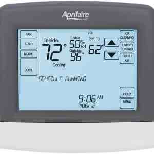 Touchscreen Wi-Fi Automation Thermostat IAQ Solution