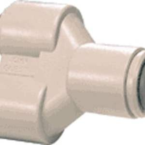 Two Way Splitter, 3/8 inches
