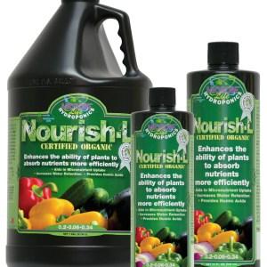 Nourish-L 16oz (Liquid Certified Organic)