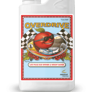 Overdrive® Late Flowering Phase 250 mL
