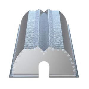 Replacement reflector DE standard square