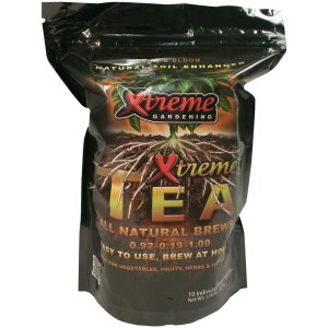 Xtreme Tea Brews Individual Pouches, 80 g, pack of 10