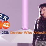 MarkWHO42 interviews Doctor Who Velocity