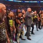 Triple H and NXT Roster