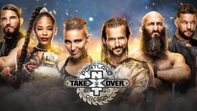 WWE NXT TakeOver Portland