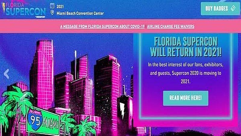 florida supercon 2020 update