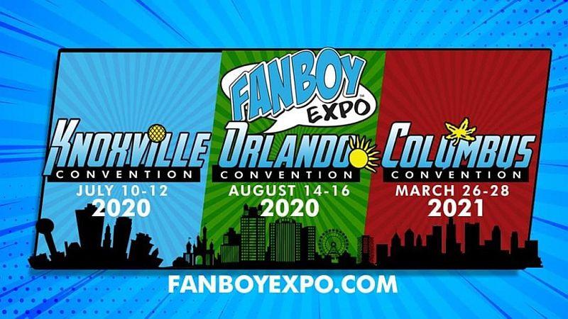 fanboy expo orlando 2020 logo