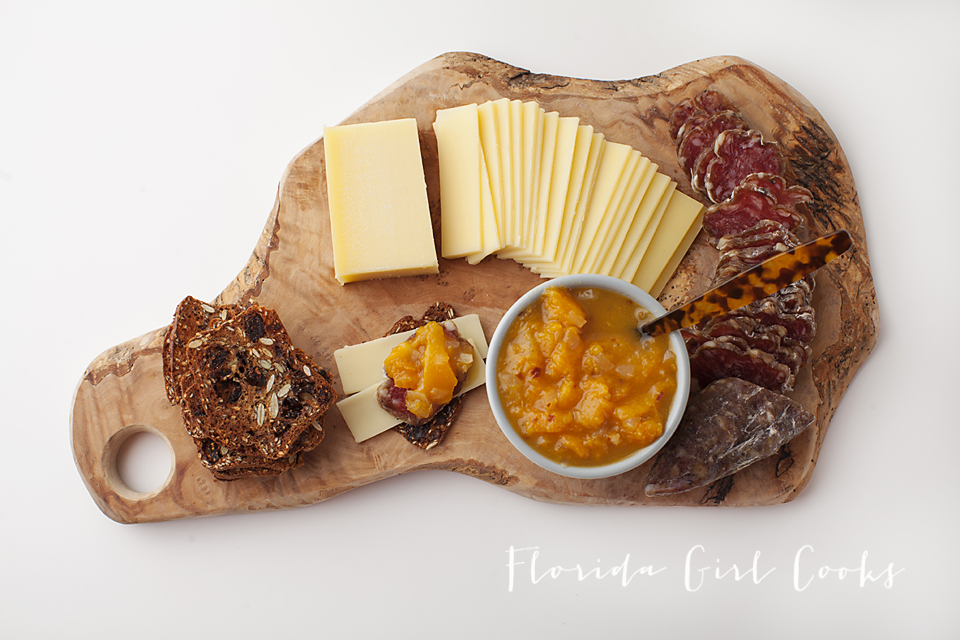 summertime charcuterie, charcuterie, dried meats, cheese, summer entertaining