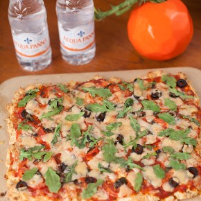 gluten free venetian style pizza, pizza, gluten free, weeknight dinner, kid approved, Italian, Daniel Plan