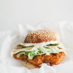 best fried chicken sandwich, fried chicken sandwich, chicken sandwich, homemade goodness, summer cooking, florida girl cooks