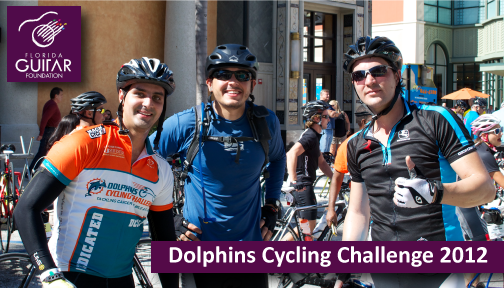 Dolphins Cycling Challenge 2012