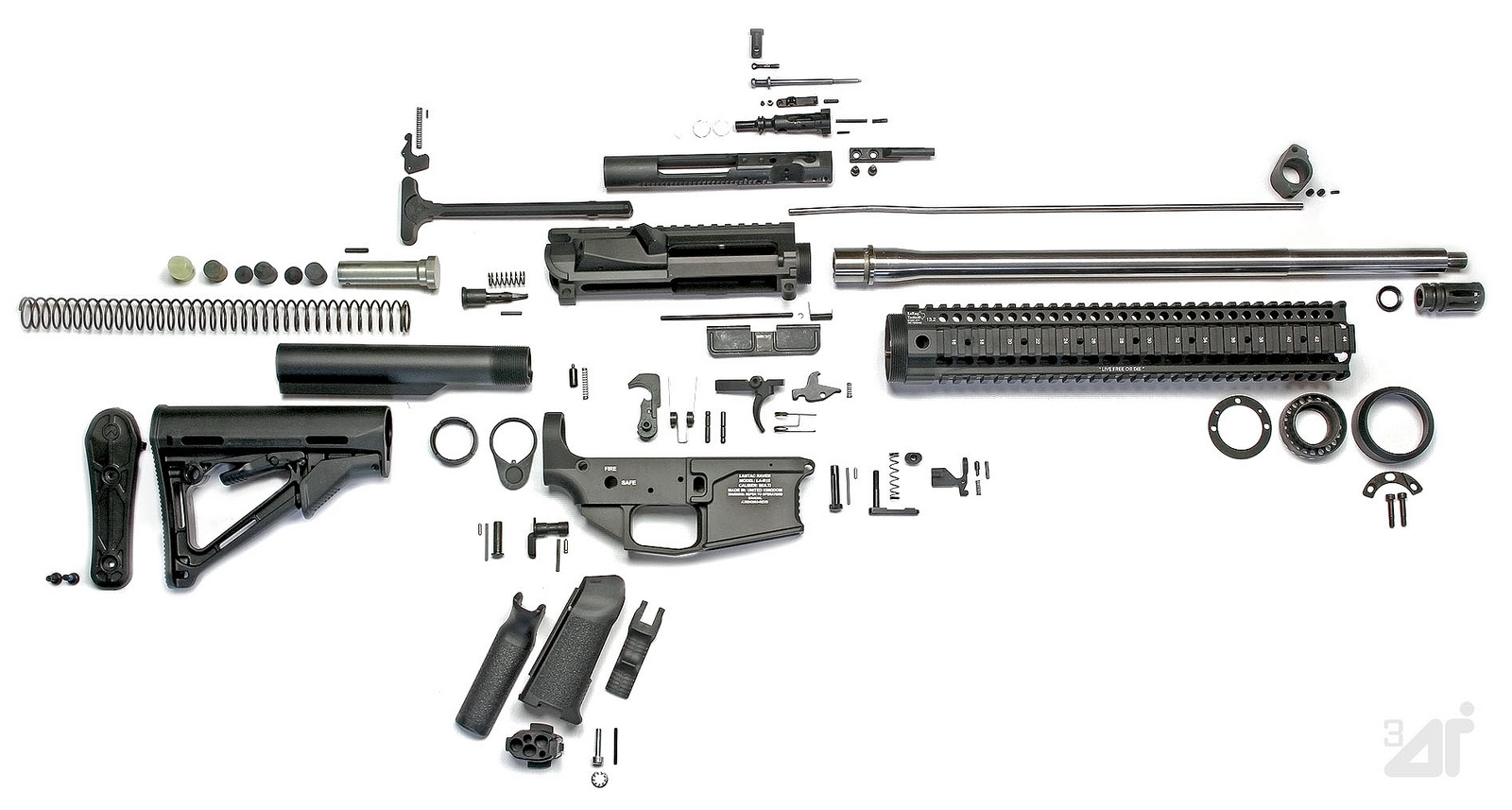 Ar15 Build Class Build It Shoot It Take It Home Florida Gun Supply
